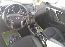 Gasoline Fuel/Power   Hyundai Elantra 2014