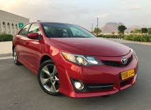 Red Toyota Camry 2013 for sale
