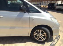 Used condition Toyota Previa 2006 with +200,000 km mileage