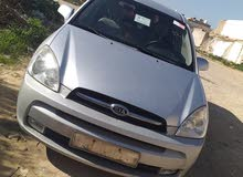 Grey Kia Carens 2007 for sale