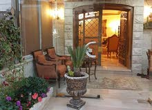 Khalda neighborhood Amman city - 317 sqm apartment for sale