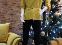 ملابس تركية نسائية للبيع واصلة جديد قابل للتفاوض