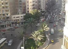 شقه للبيع 3 غرف سيدى بشر عبدالناصر على ميدان جيهان