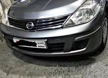 Nissan Tiida 2012 in Muharraq - Used