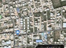 قطعة ارض للبيع مساحة 400 متر بمنطقة حي السلام- طرابلس بالقرب من بوابة الجبس
