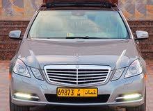 80,000 - 89,999 km Mercedes Benz E 350 2013 for sale