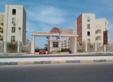 شقة للايجار بقرية سمر لاند تطل على البحر بمنطقة الأحياء بالغردقة
