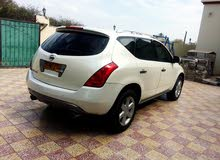 Nissan Murano 2008 For sale - White color
