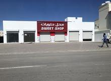 محلات للايجار في المسفاة الصناعية في موقع ممتاز