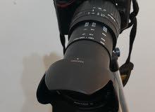 كاميرا نيكون D7000 بحالة جيدة