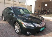 For sale 2011 Green Camry