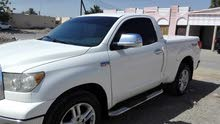 Toyota Tundra 2008 For sale - White color