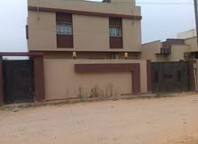 منزل للبيع بالمنطقة المقابلة لمسجد فاطمة الزهراء في اول تفرع لليسار بعد مسجد الكحيلي