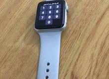 Apple Watch series(3) GPS  4 bands   ساعة أبل الجيل الثالث