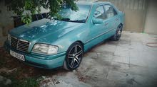 Mercedes Benz C 180 car for sale 1995 in Amman city