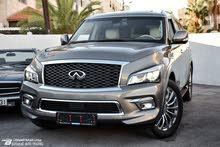 2016 Infiniti QX80 for sale in Amman