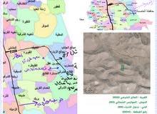 قطعة ارض جنوب عمان