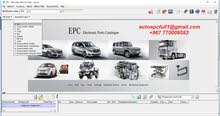 كتالوج قطع غيار سيارات وشاحنات مرسيدس [2019] MERCEDES EPC EWA Parts Catalog