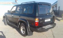 Toyota Land Cruiser made in 1997 for sale