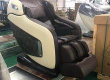 كرسي تدليك نوع مطور بتقنية ثلاثي الأبعاد