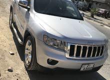 Automatic Jeep Grand Cherokee 2011