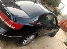 Automatic Black Hyundai 2009 for sale