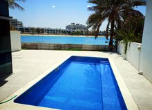 Spacious 4 Bedrooms Semi Furnished Villa With Private Pool and Direct Beach Access
