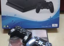 ps4 slim 1tb for sale or can exchange with gaming pc