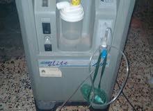جهاز اكسجين مع تبخيرة امريكي