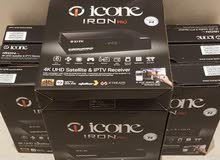 ICONE IRON PRO ANDROID 4K
