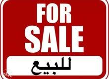بضاعة وديكور محل للبيع بالشيك