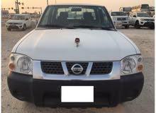 Nissan Pickup 4x4 2015