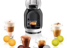 ألة صنع القهوة الكبسولات