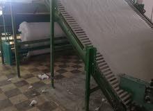 مصنع مساحات أرضية للبيع في حالة انتاج في تونس
