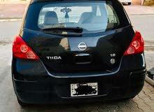 For sale 2011 Black Tiida