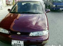 Kia Sephia 1996 - Manual