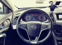 Black Opel Insignia 2016 for sale