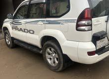 تويوتا برادو لبيع 2004