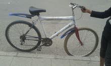 دراجة مستعمل نضيف