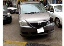 Automatic Grey Mazda 2005 for sale