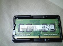 RAM 4 GB DDR4.  قابل للتفاوض