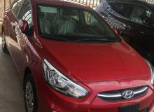 Hyundai Accent 2018 for sale in Irbid