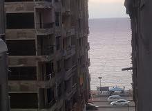 شقة لقطة للبيع تري البحر - الترا لوكس - اول سكن - تشطيبات راقية