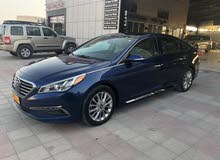 Hyundai Sonata 2015 For sale - Blue color