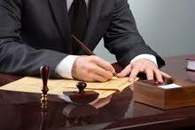 محامى شاطر أقل أتعاب يعرض خدمته أمام جميع  المحاكم للجنايات والجنح والاسره