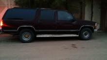 Automatic Maroon GMC 1992 for sale