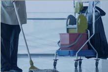 تنظيف مباني و المكاتب