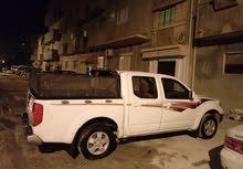 White Nissan Navara 2008 for sale