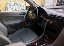 For sale Used Mercedes Benz C 240