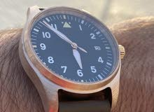 Bronze automatic pilot watch